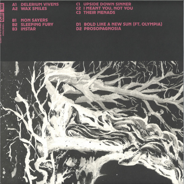 TERRITROY - SKULLS & PLANTS (Back)
