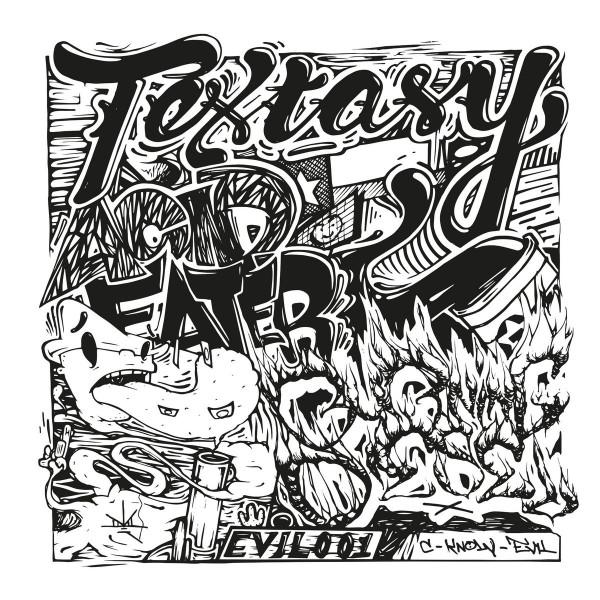 TEXTASY - The Snake Bites Twice