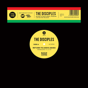 THE DISCIPLES - RETURN TO ADDIS ABABA / FEARLESS