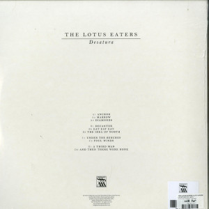 THE LOTUS EATERS (LUCY & RROSE) - DESATURA (Back)
