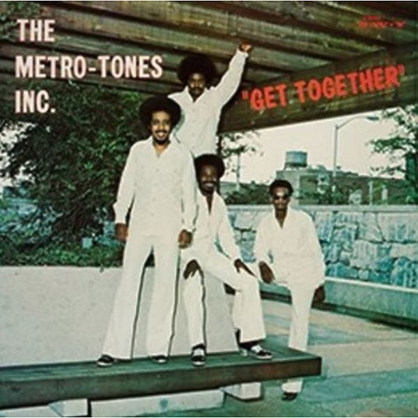 "THE METRO-TONES - GET TOGETHER (10"")"