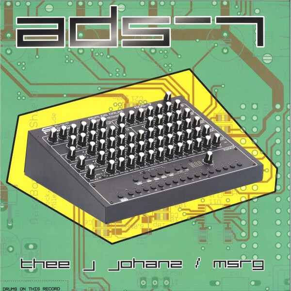 THEE J JOHANZ / MSRG - ADS-7