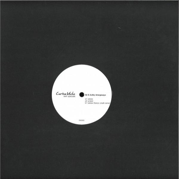 TIJN & Dudley Strangeways - CVS003 (Back)
