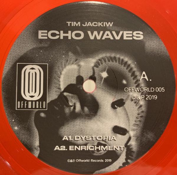 TIM JACKIW - Echo Waves EP