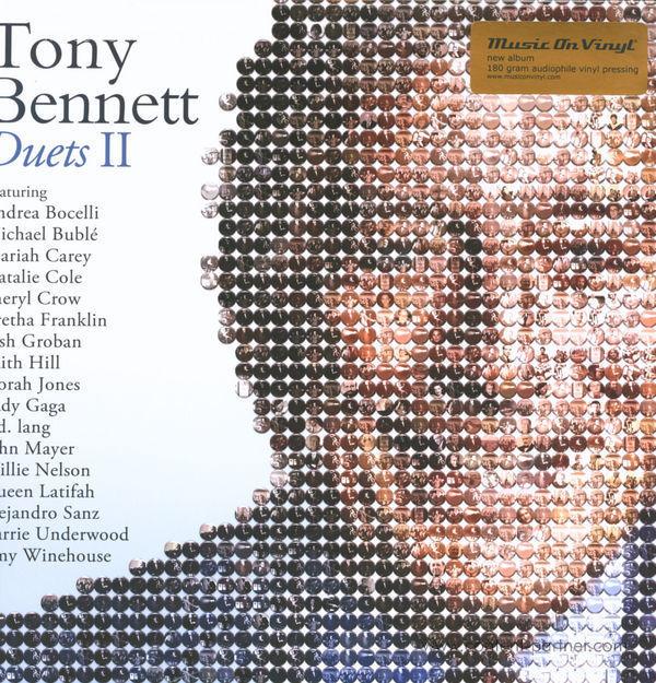 TONY BENNETT - DUETS II feat amy winehouse