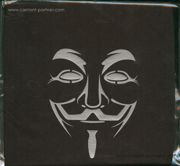 T-Shirt  V for Vendetta - Face size M