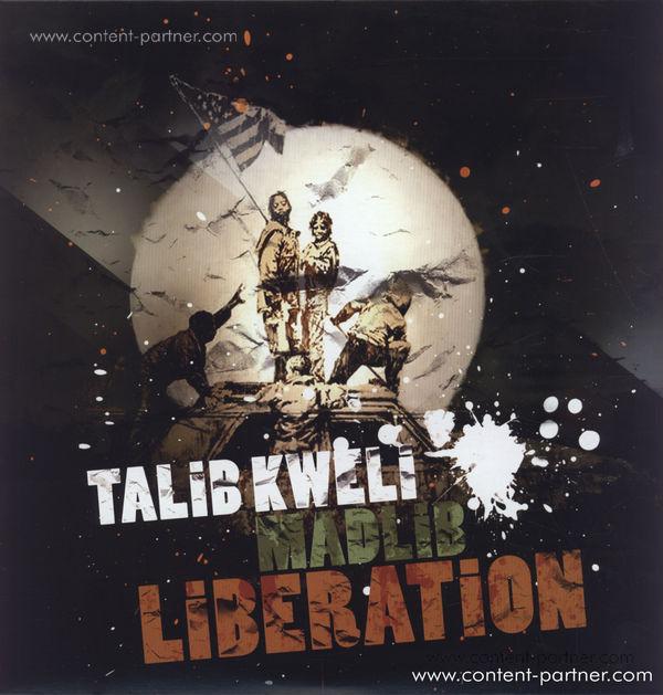 Talib Kweli & Madlib - Liberation (Repress)