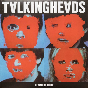 Talking Heads - Remain in Light (LP reissue)