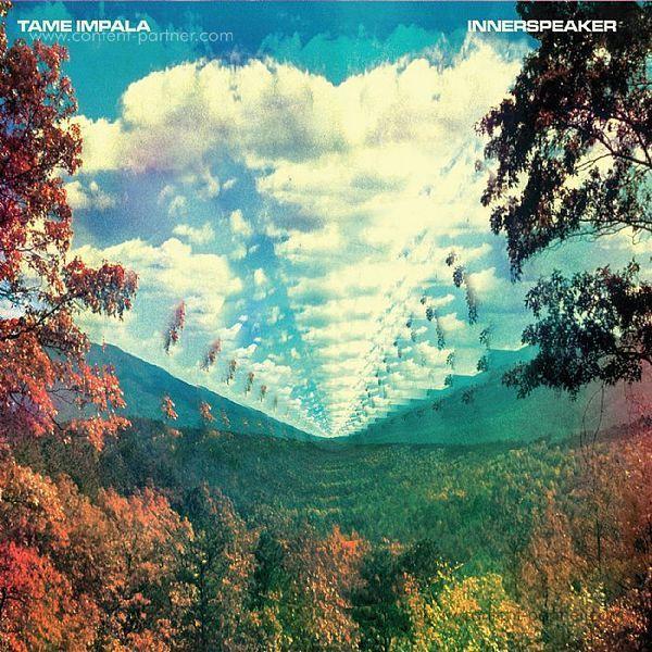 Tame Impala - Innerspeaker (2LP US Reissue!)