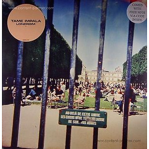 Tame Impala - Lonerism (2LP US Reissue!)
