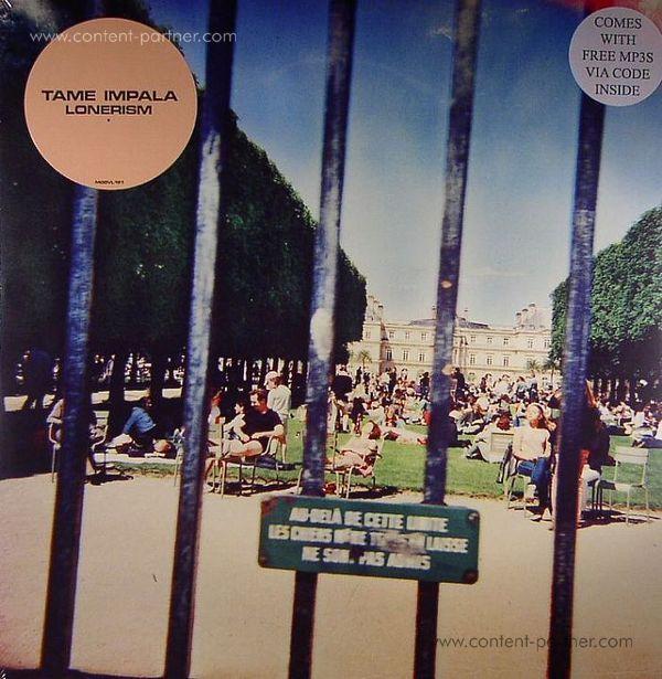 Tame Impala - Lonerism (2LP US Reissue!)