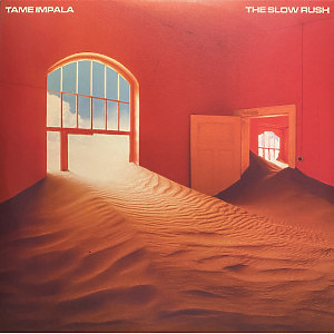 Tame Impala - The Slow Rush (180g Black Vinyl 2LP)