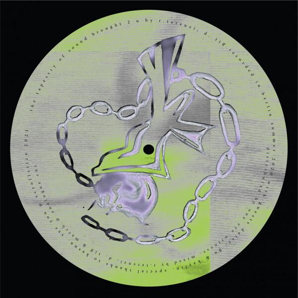 "Tapestry Of Sound (Roza Terenzi & D. Tiffany) - Tapestry of Sound 12"""
