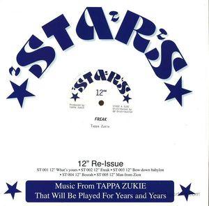 Tappa Zukie - Freak (Repress)
