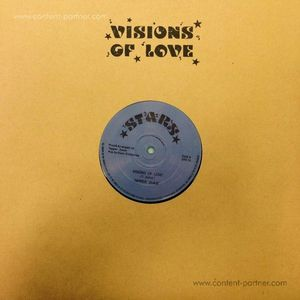 Tappa Zukie - Visions Of Love (Reissue)