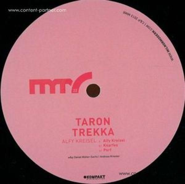 Taron-Trekka - Alfy Kreisel Ep (Back)