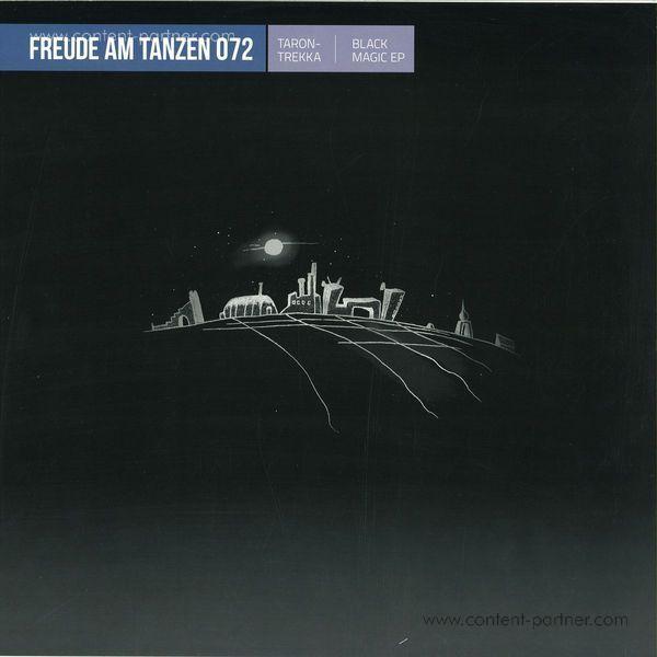 Taron-Trekka - Black Magic EP