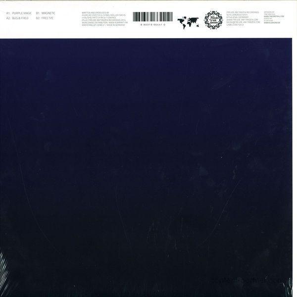 Taron-Trekka - Purple Magic Ep (Back)