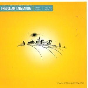 Taron-Trekka - Yellow Magic Ep