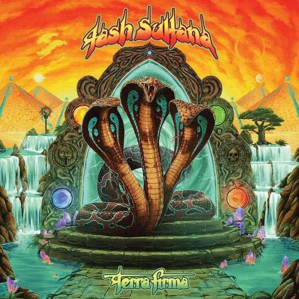 Tash Sultana - Terra Firma (Indie Excl. Red Vinyl 2LP)
