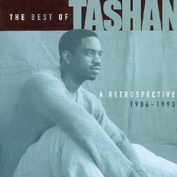Tashan - The Best Of Tashan- A Retrospective 1986-1993 (Back)