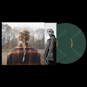 Taylor Swift - Evermore (Deluxe 2LP)