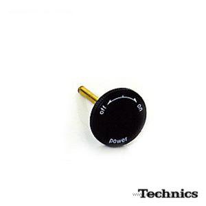 Technics Einschaltknopf - für SL-12xx MK2