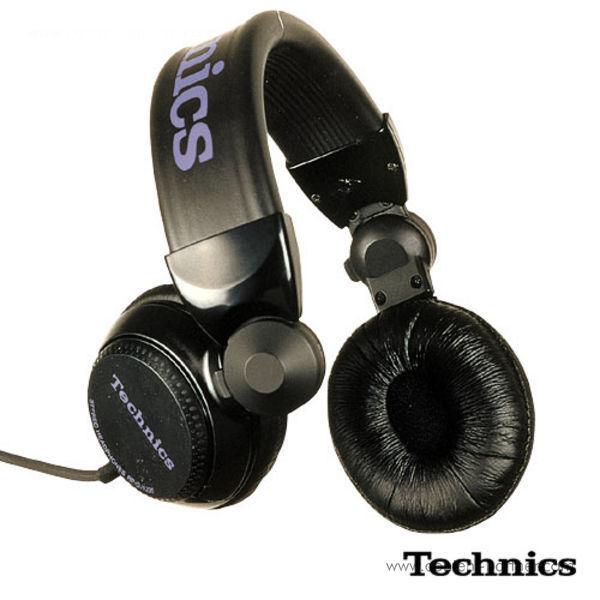 Technics Kopfhörer - RP-DJ 1200 (schwarz)