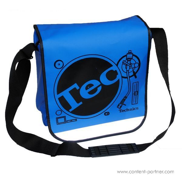 Technics Tec-Deck Heavy Duty Despatch - Blue Technics Bag