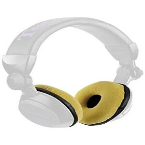 Technics rp-dh 1200 - ringpolster velour yellow