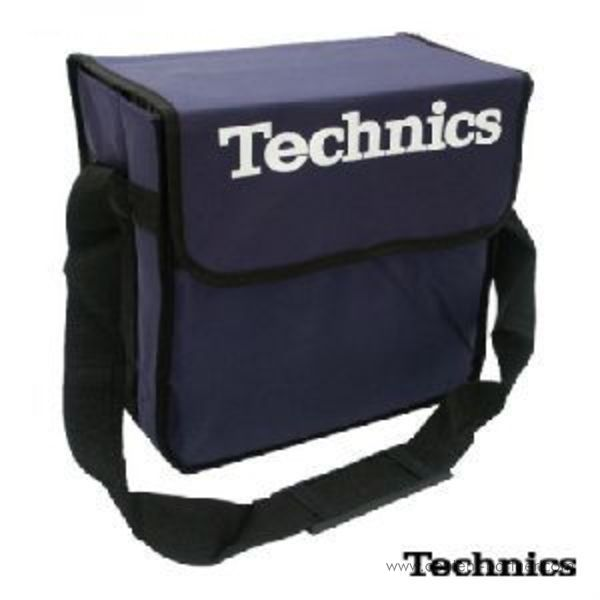 Technics - dj-bag blue (Back)
