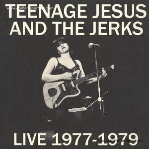Teenage Jesus And The Jerks - Live 77-79 (1LP Vinyl)