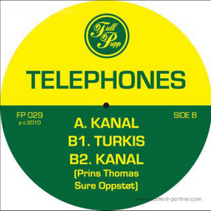 Telephones - Kanal (Prins Thomas rmx)