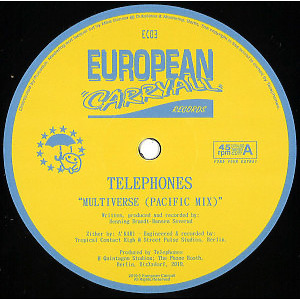Telephones - Multiverse / Turbofutúr