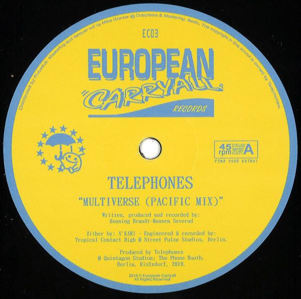 Telephones - Multiverse / Turbofutúr