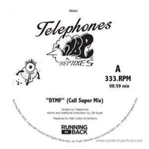 Telephones - Vibe Remixes (Call Super & DJ Fett Burger Rmx)