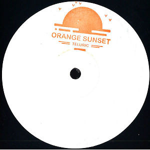 Teluric - Orange Sunset