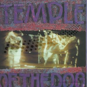 Temple Of The Dog - Temple Of The Dog (2LP)