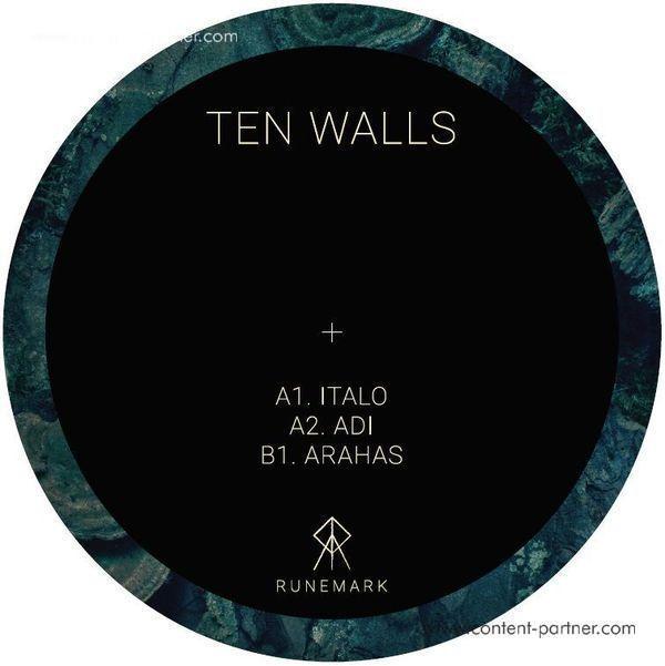 Ten Walls - Italo EP (Back)