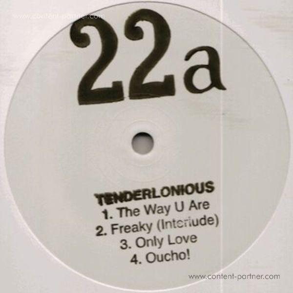Tenderlonious / Al Dobson Jr - 22a001 (Repress) (Back)