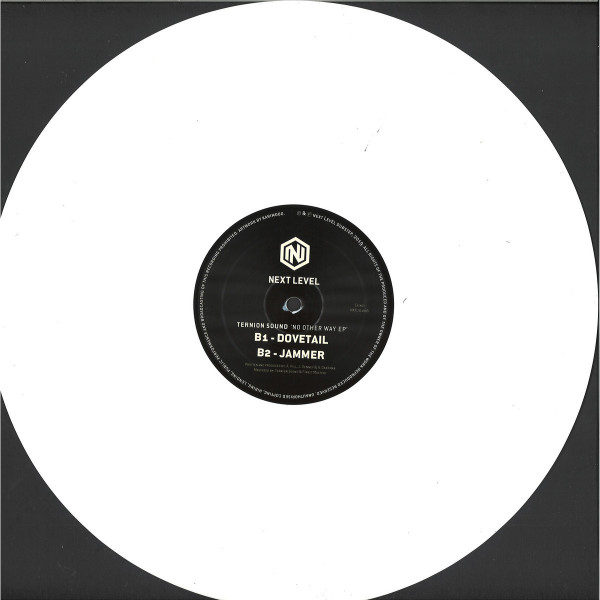 Ternion Sound - No Other Way EP (Back)