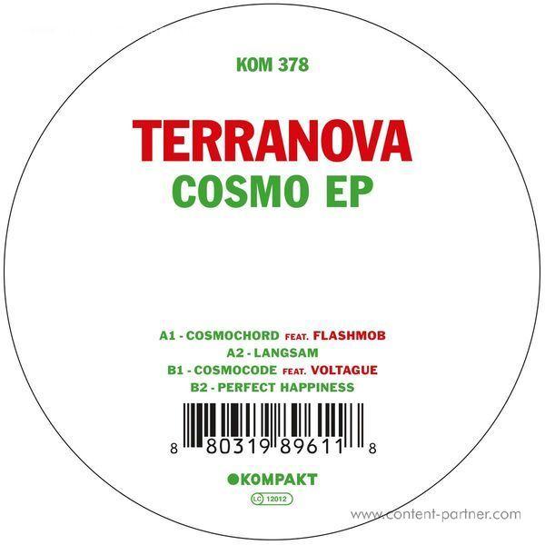 Terranova - Cosmo EP (Back)