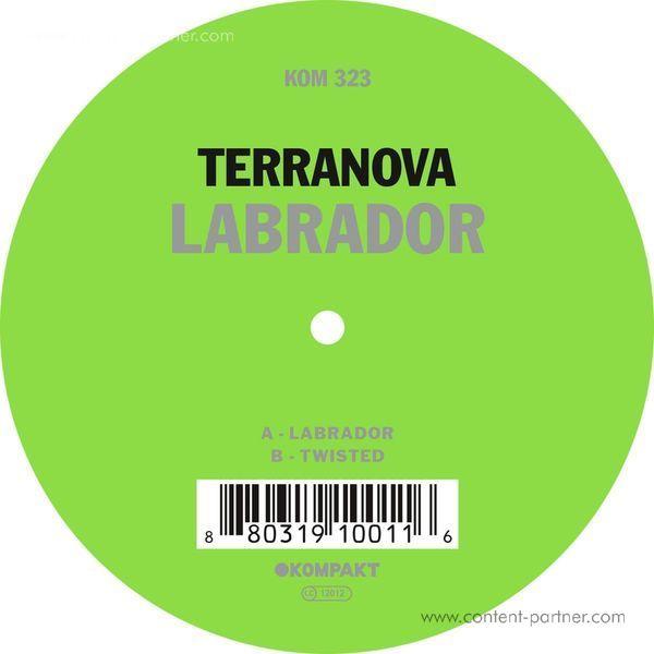 Terranova - Labrador (Back)