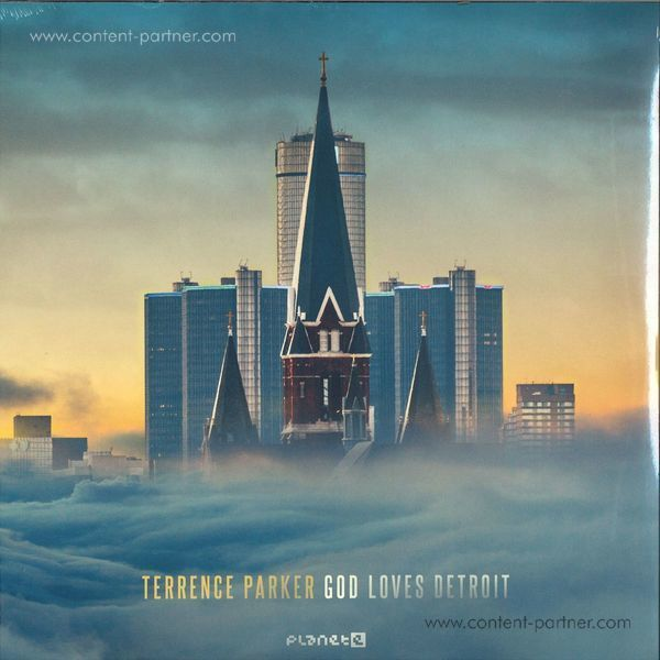 Terrence Parker - God Loves Detroit (2LP)