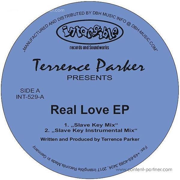 Terrence Parker - Real Love Ep (Back)