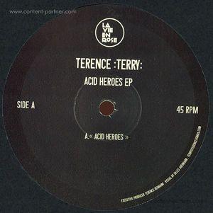 Terrence:Terry - Acid Heroes Ep