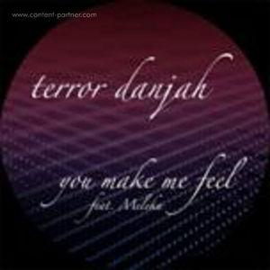 Terror Danjah ft Meleka & D.O.K. - U Make Me Feel / Morph 2