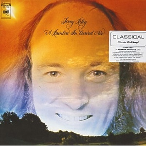 Terry Riley - A Rainbow In Curved Air (Ltd. Transp. LP)