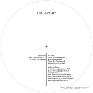 Teste (vs Edit Select & Claudio PRC) - The Rewipes Pt. 2 (Vinyl Only)