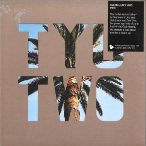 Testiculo Y Uno - TWO (LP)